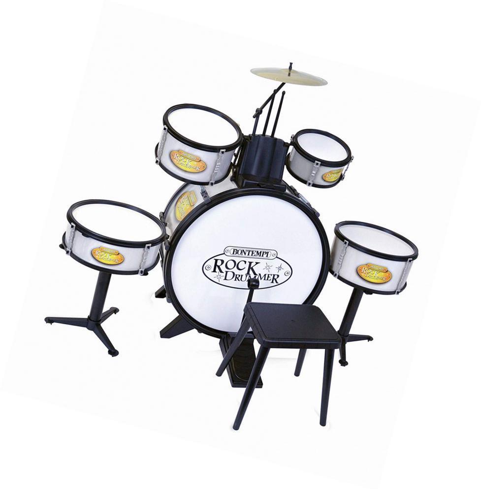 Rock Trommesæt - Rock Trommesæt