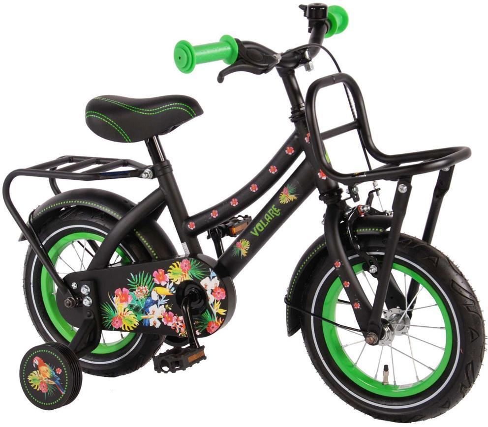 Børnecykel Tropical 12 tommer - Børnecykel Tropical 12 tommer