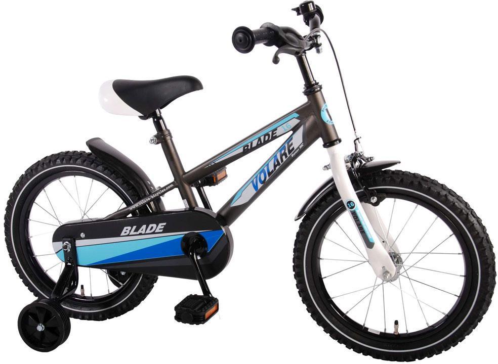 Børnecykel Blade 16 tommer - Børnecykel Blade 16 tommer