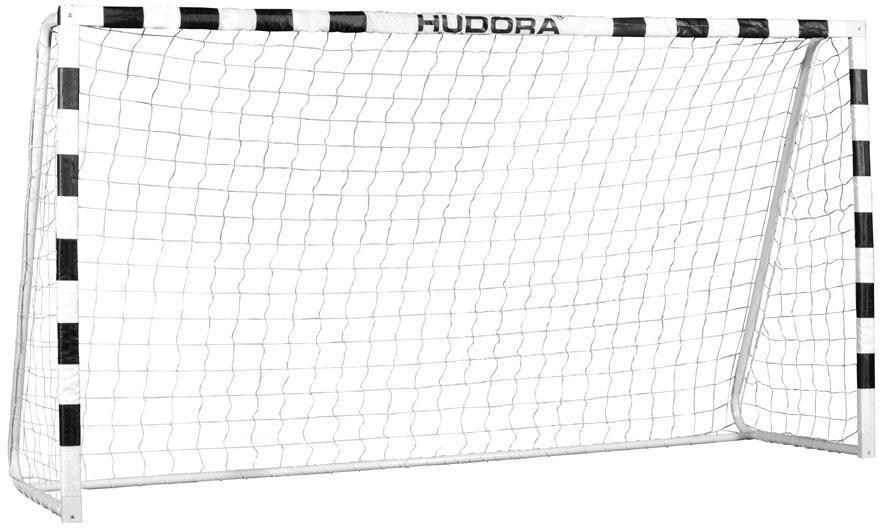 Image of Hudora Stadium Fodboldmål - 300x160 cm - Fodboldmål 769096 (09-769096)