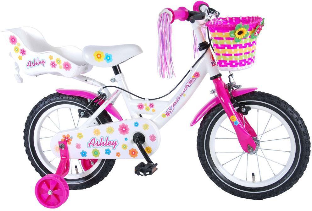 Børnecykel Ashley 14 tommer - Børnecykel Ashley 14 tommer