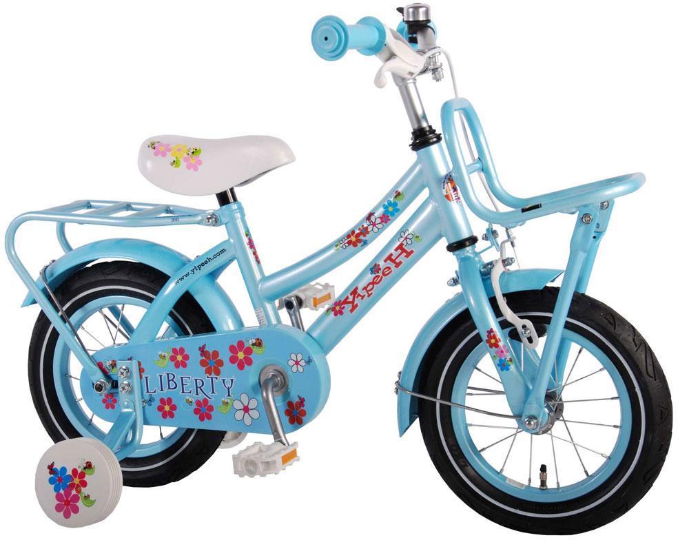 Børnecykel Libery Urban Blue 12 tommer - Børnecykel Libery Urban Blue 12 tommer