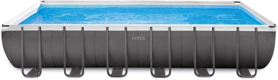 Pool Ultra Frame firkantet 31.805L - Pool Ultra Frame firkantet 31.805L