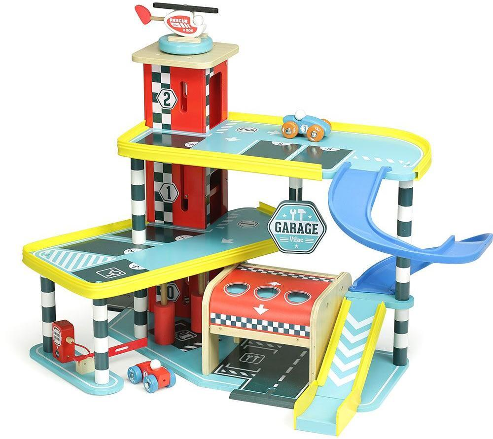 Vilac City - Stor garage - Vilac City - Stor garage