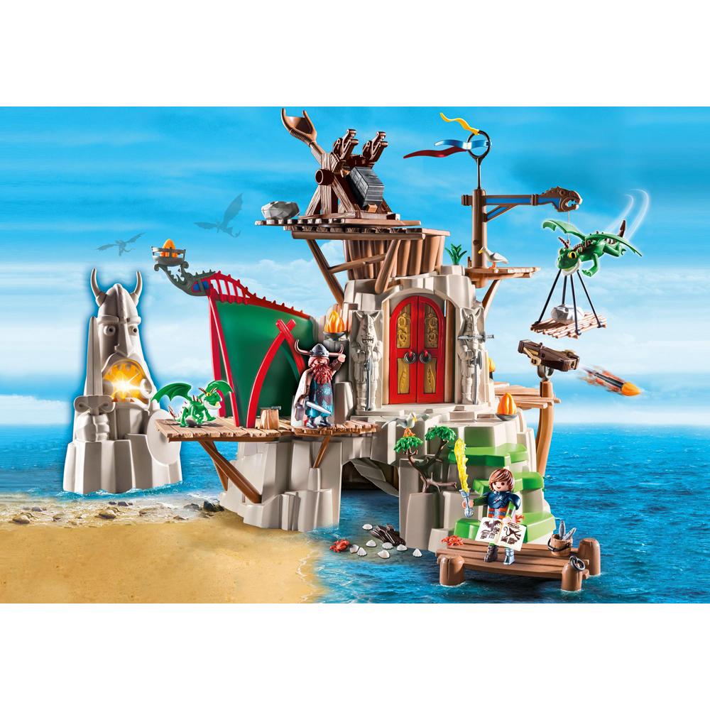 Image of Bersærkøen - Playmobil Dragons 9243 (13-009243)