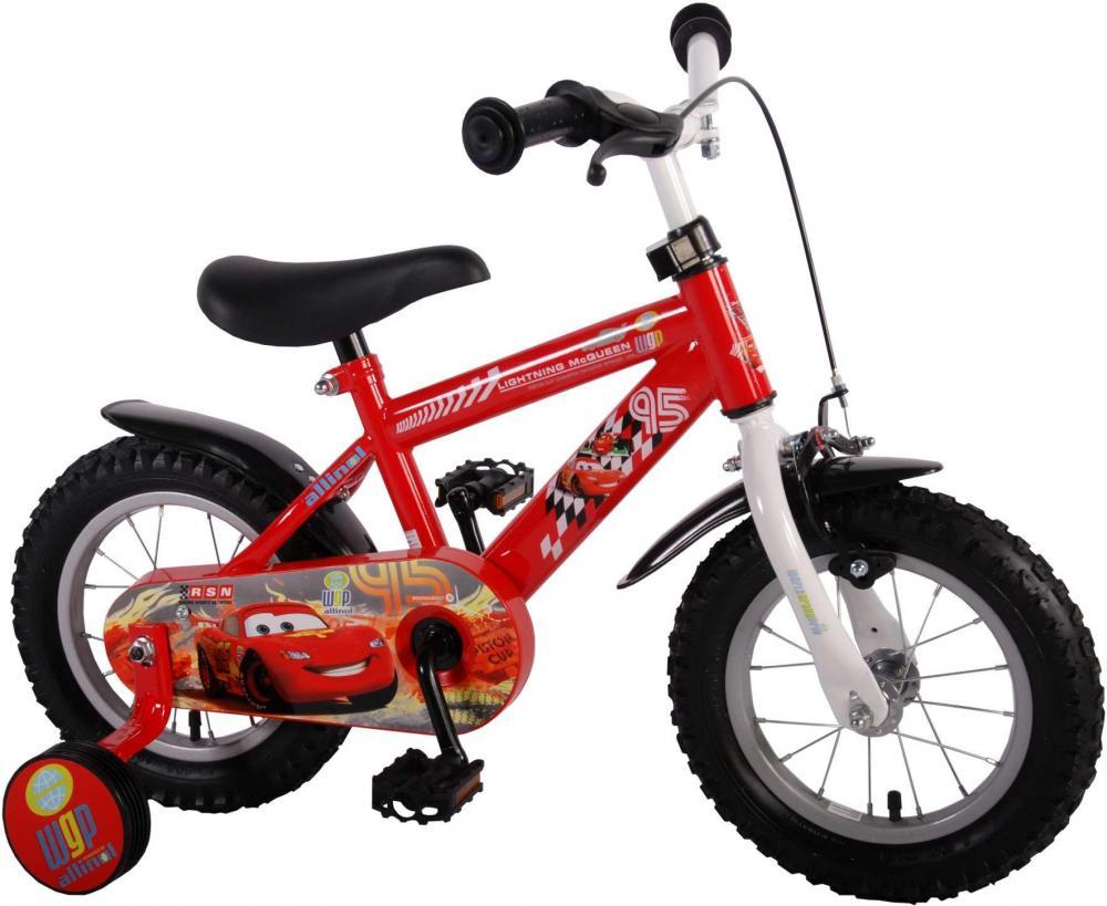 Cars børnecykel 12 tommer - Cars børnecykel 12 tommer