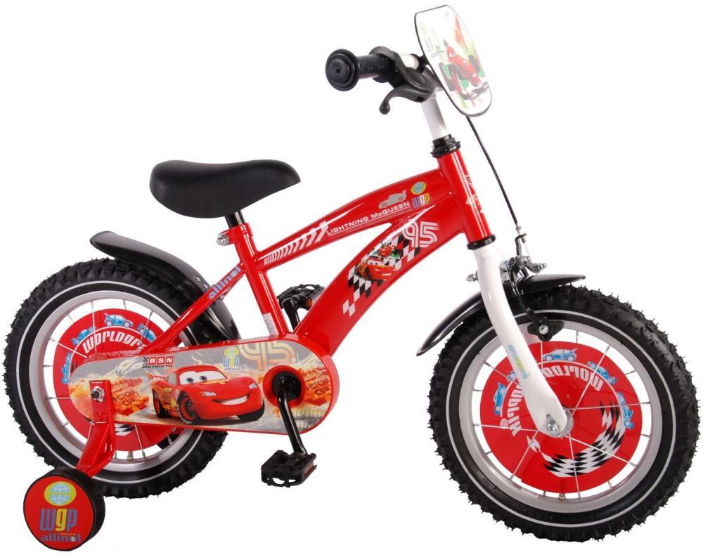 cars – Cars børnecykel 14 tommer - disney lynet mcqueen børnecykel 11448 på eurotoys