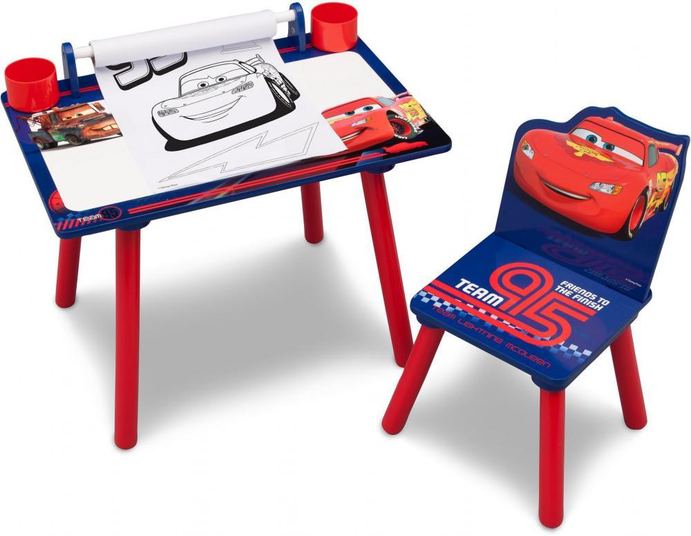cars – Disney cars tegnebord - lynet mcqueen børnemøbler 72162 fra eurotoys