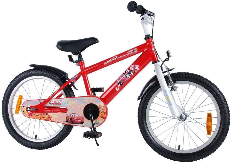 cars – Cars børnecykel 18 tommer - disney cars cykel 118487 på eurotoys