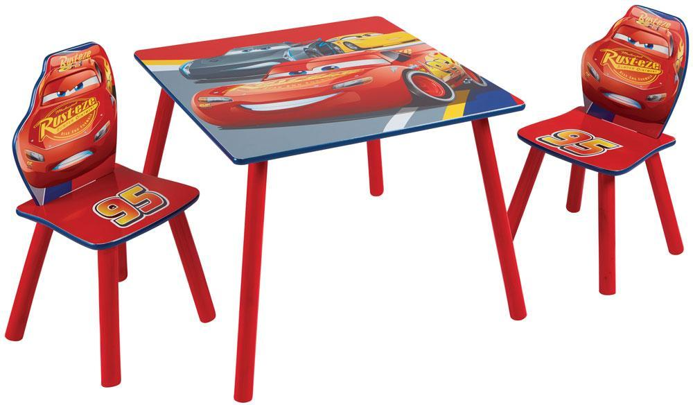Image of Cars Bord og Stole - Disney cars børnemøbler 669426 (140-669426)