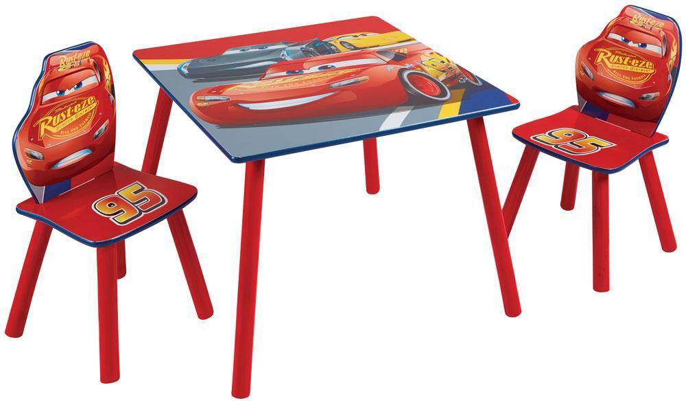 cars Cars bord og stole - disney cars børnemøbler 669426 på eurotoys