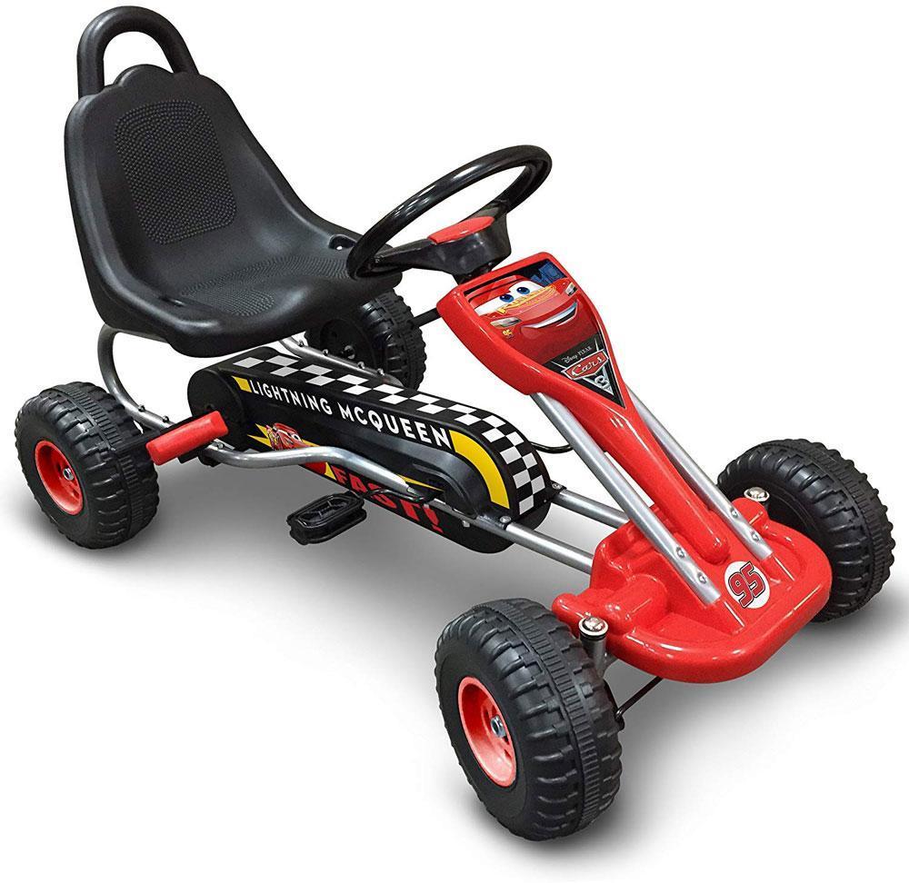 Image of Cars Lynet McQueen Gokart - Cars McQueen Go kart 893002 (140-893002)
