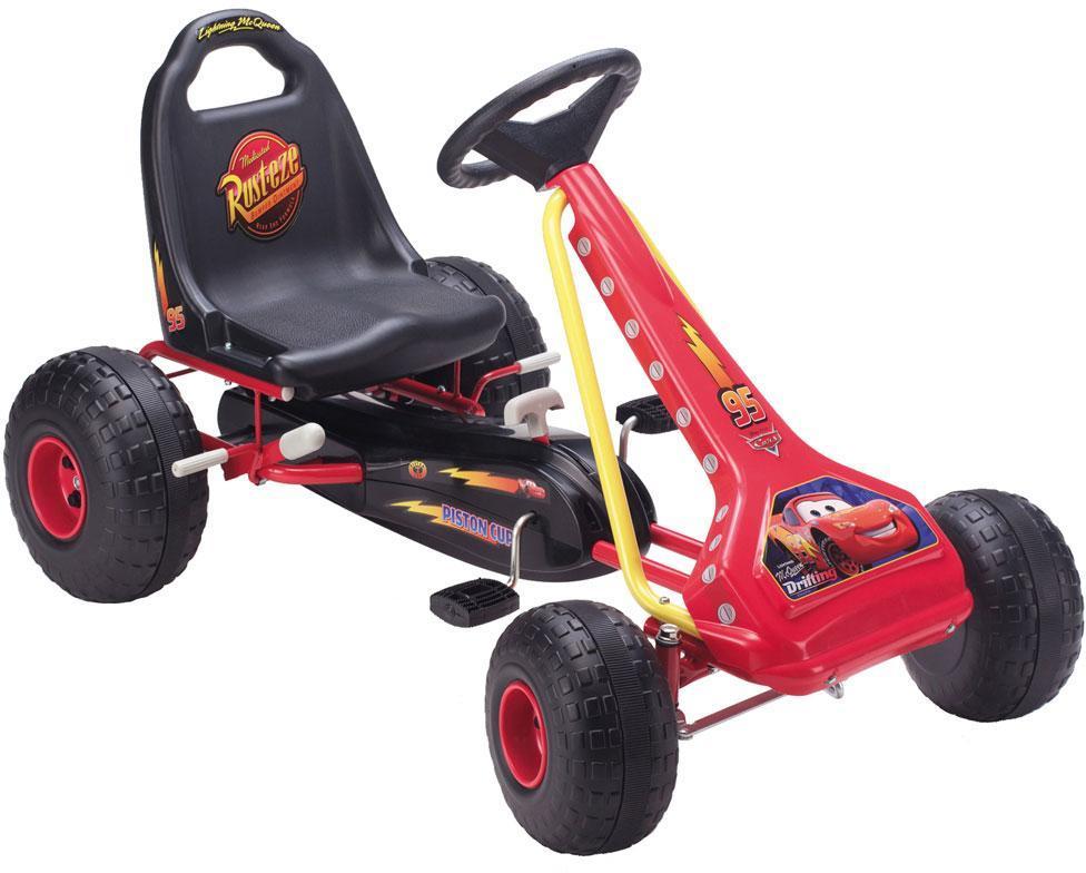 Image of Cars Gokart - Cars McQueen Go kart 990001 (140-990001)