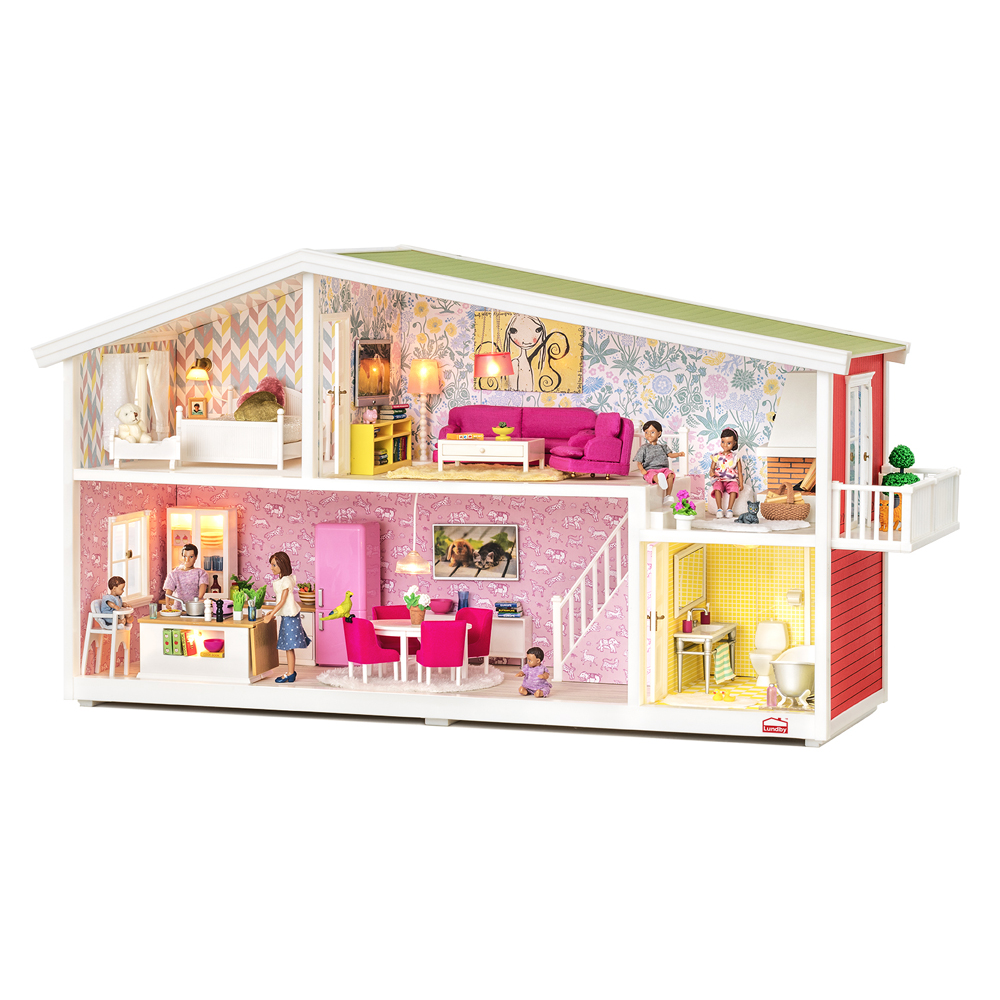 Classic dukkehus - Classic dukkehus