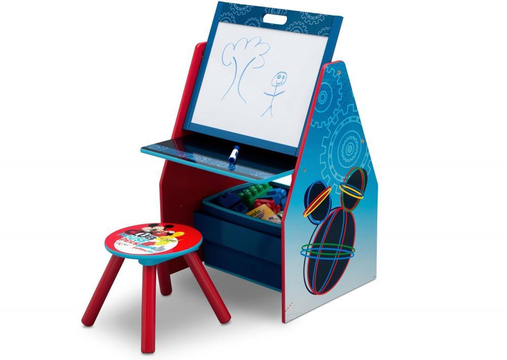Image of Mickey Mouse aktivitetsbord - Disney borde og stole 75736 (175-075736)