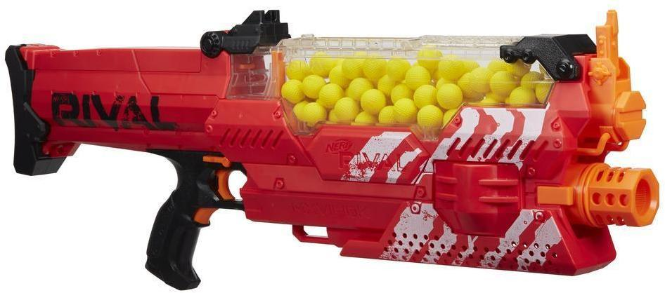 Nerf Rival Nemesis MXVII-10K rød - Nerf Rival Nemesis MXVII-10K rød