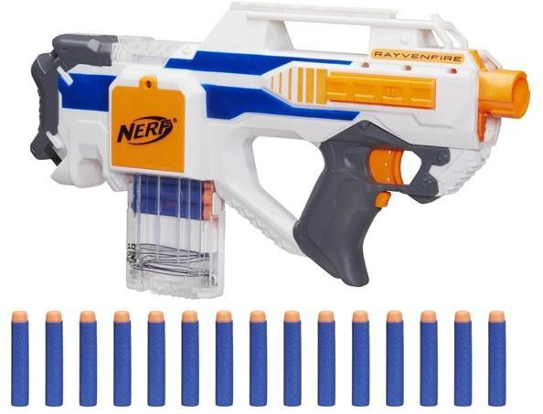 Nerf N-Strike Rayvenfire - Nerf N-Strike Rayvenfire