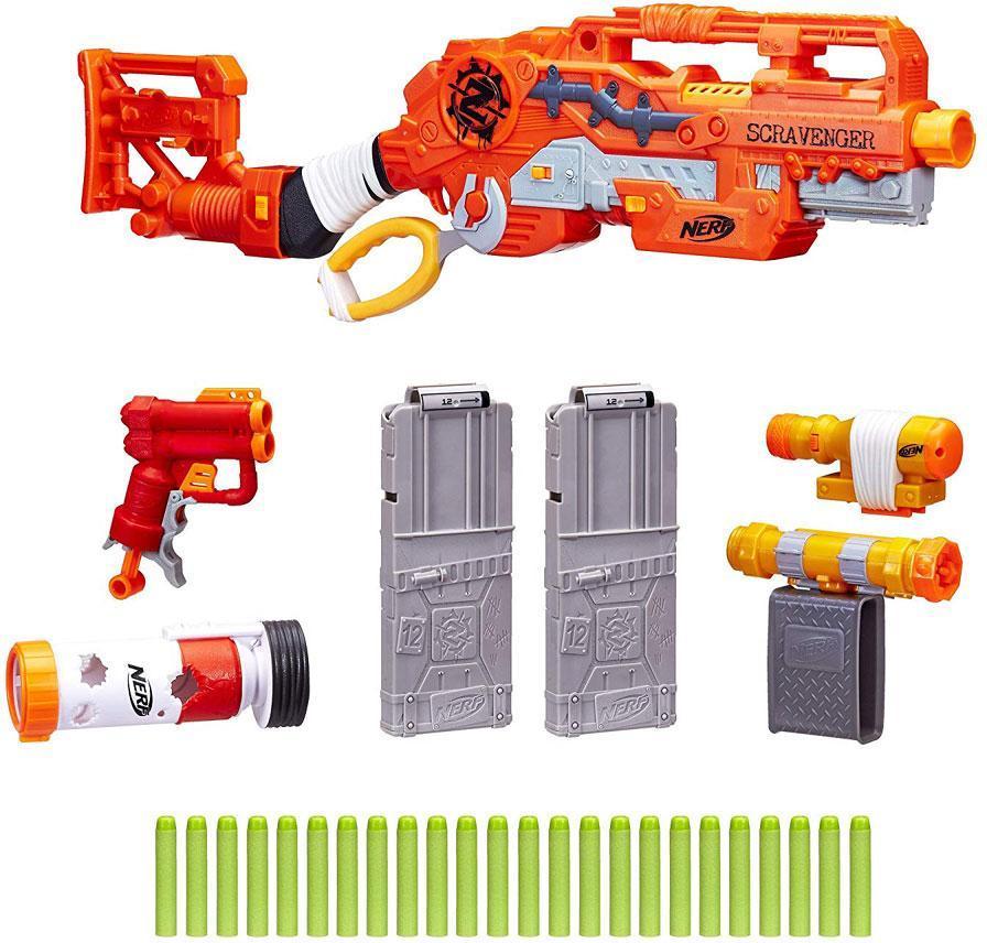 Nerf Zombie Strike Scravenger - Nerf Zombie Strike Scravenger