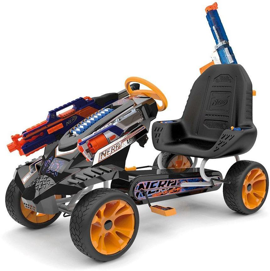 Image of   Nerf%20Go%20Kart%20Battle%20Racer - Nerf%20Go%20Kart%20Battle%20Racer