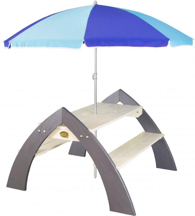 Image of Kylo xl bænk med parasol - Axi havebænk 031022 (190-031022)