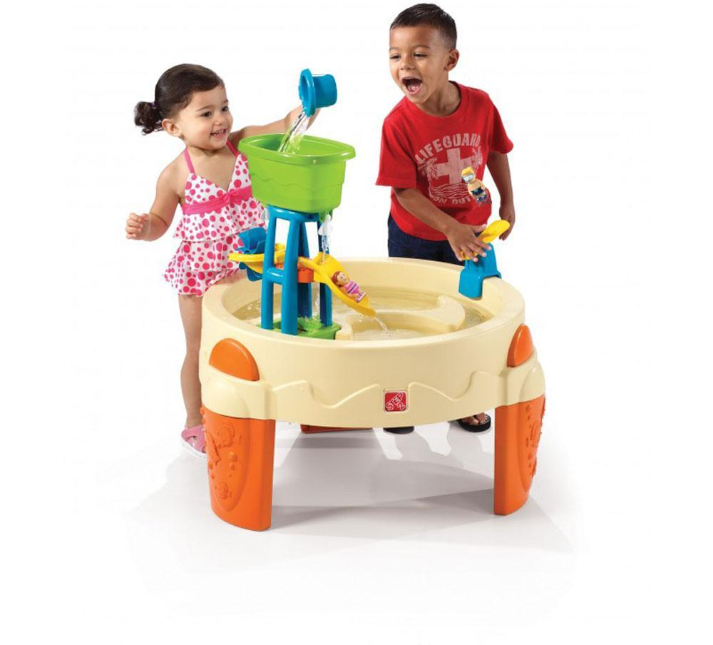 Image of Step2 vand/sand aktivitesbord - Big Splash Waterpark 726800 (191-726800)