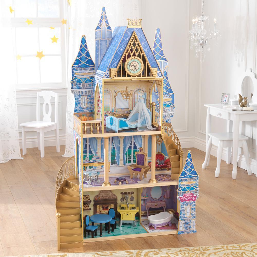 Disney Prinsesse dukkehus - Disney Prinsesse dukkehus