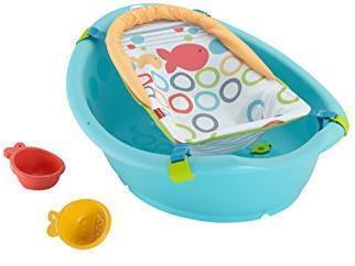 Image of Rinse n Grow Tub - Fisher Price babylegetøj CHR13 (20-0CHR13)
