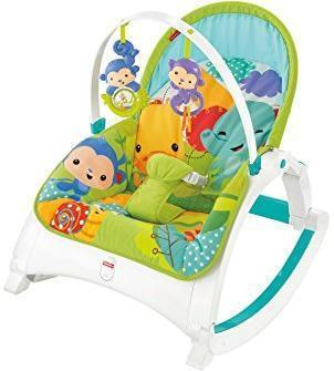 fisher price – Rainforest friends newborn-to-toddler po - fisher price babylegetøj cmr10 på eurotoys