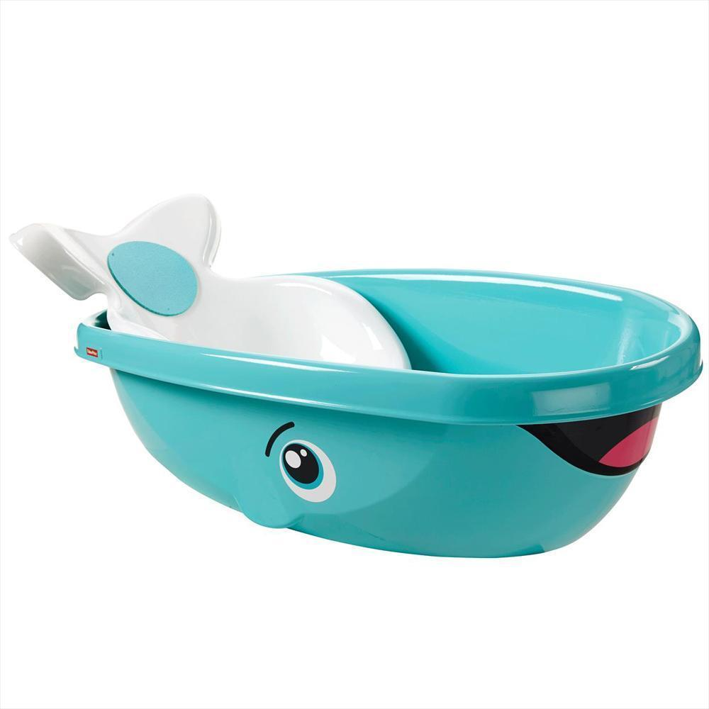 fisher price – Whale of a tub - fisher price babylegetøj drf23 fra eurotoys
