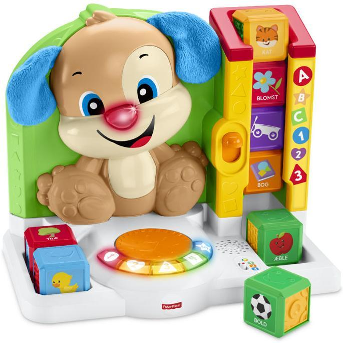 fisher price Fisher price mine første ord hvalp dk - laugh and learn smart puppy fjc24 fra eurotoys