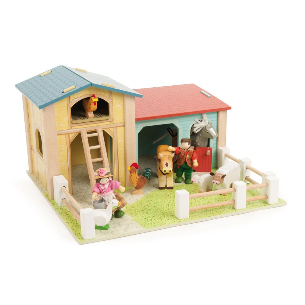 Den lille bondegård - Den lille bondegård