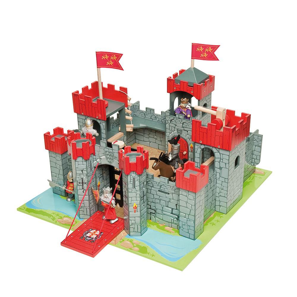Image of Løvehjerte Slottet - Le Toy Van Lionheart 341243 (206-KRE341243)