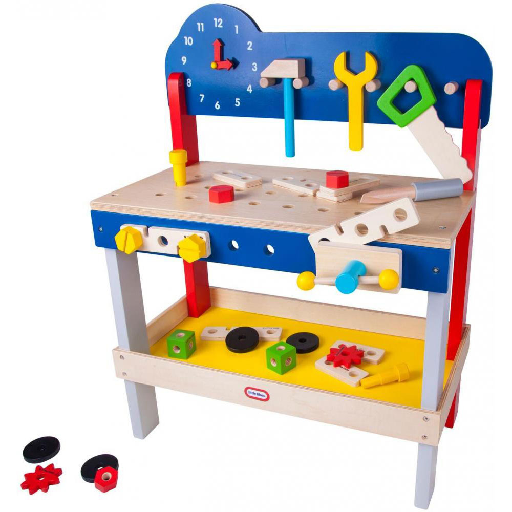 Image of Little Tikes arbejdsbænk - LITTLE TIKES Workbench 16007 (21-016007)