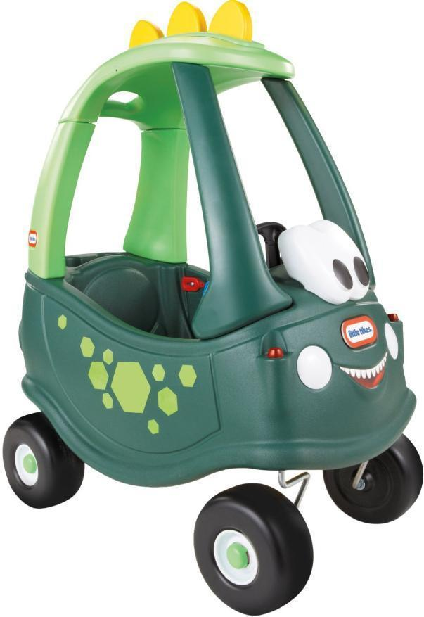 Image of Dino Coupe Gå bil - Little Tikes 173073 Gåbiler (21-173073)