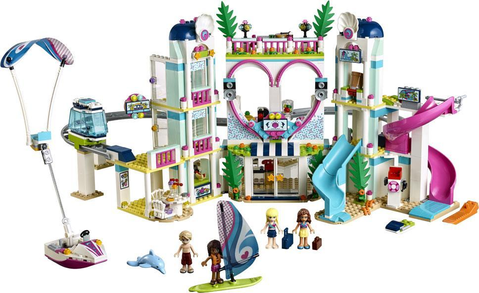 Image of Heartlake feriecenter - LEGO Friends 41347 (22-041347)