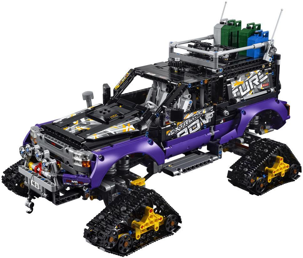 Image of Ekstreme eventyr - LEGO Technic 42069 (22-042069)