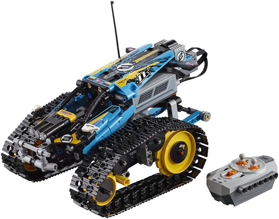 Image of Fjernbetjent stunt-racerbil - Lego Technic 42095 (22-042095)