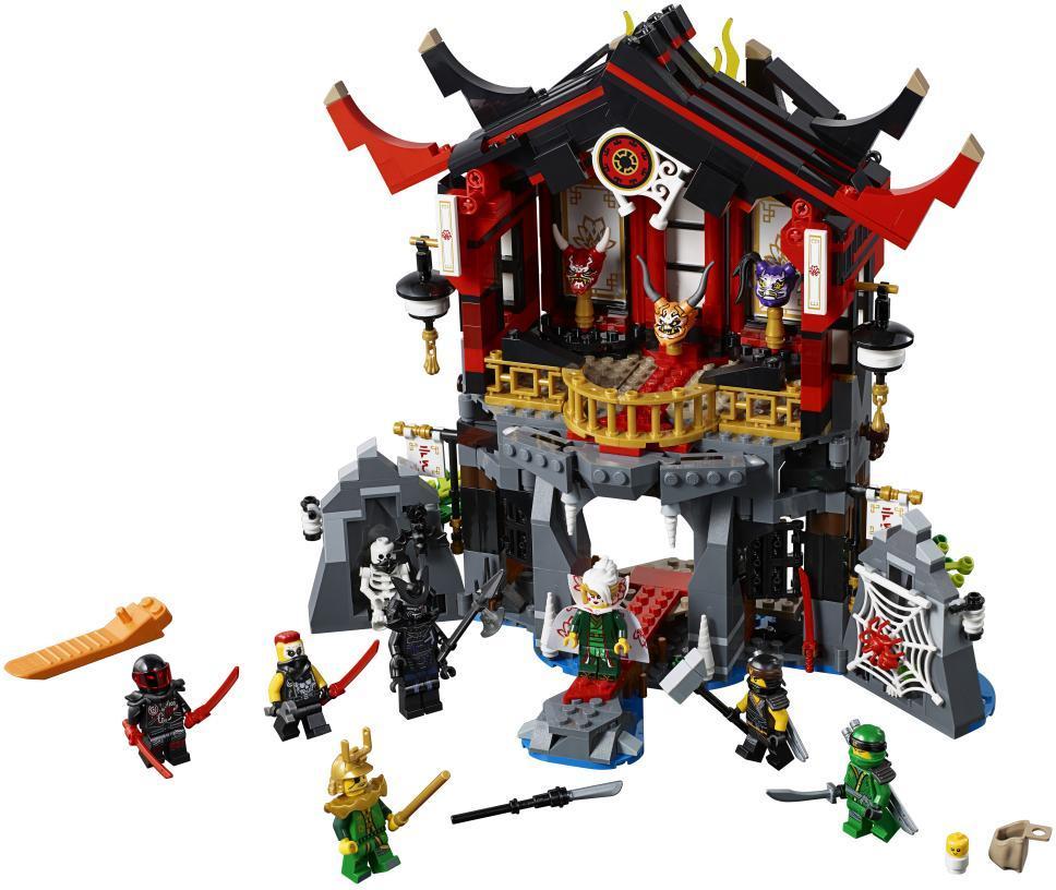 Image of Genopstandelsens tempel - LEGO Ninjago 70643 (22-070643)