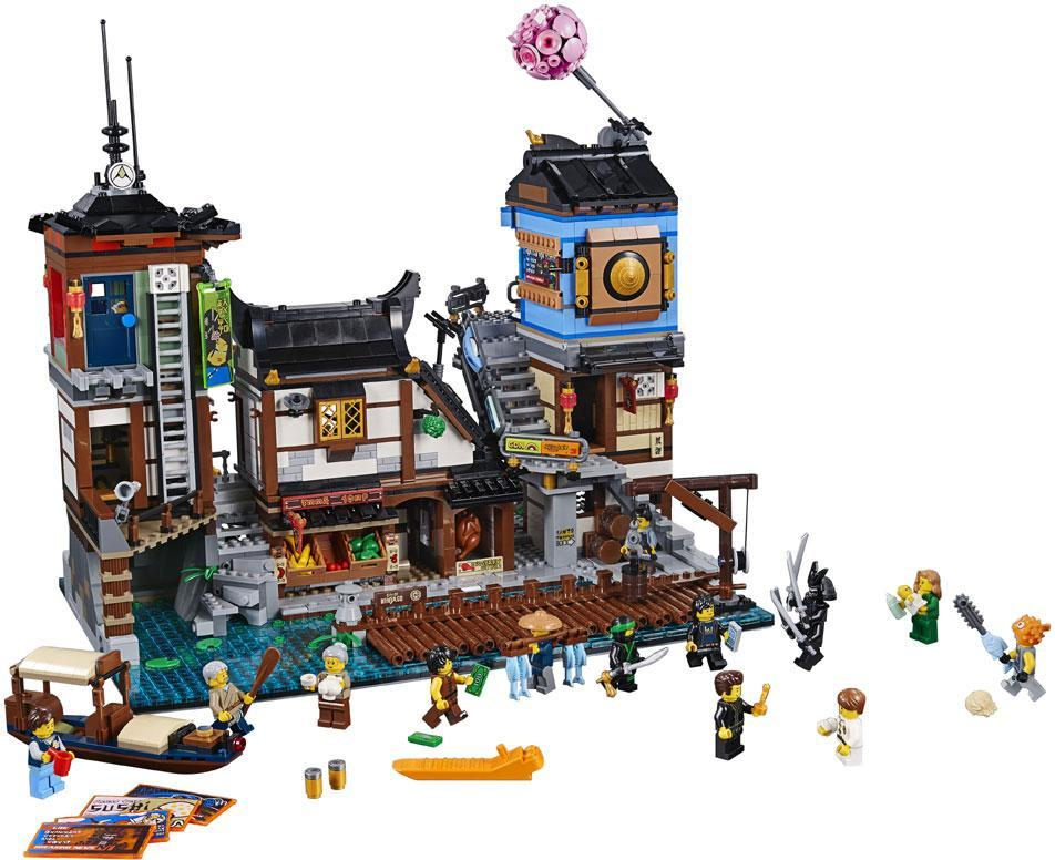 Image of   NINJAGO®%20City%20havn - NINJAGO®%20City%20havn