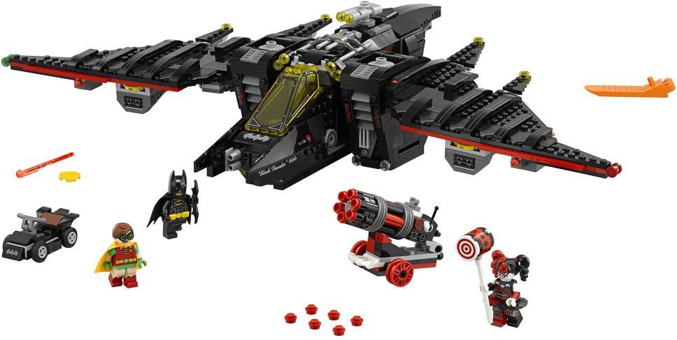 Image of Batvingen - LEGO 70916 Batman Movie (22-070916)