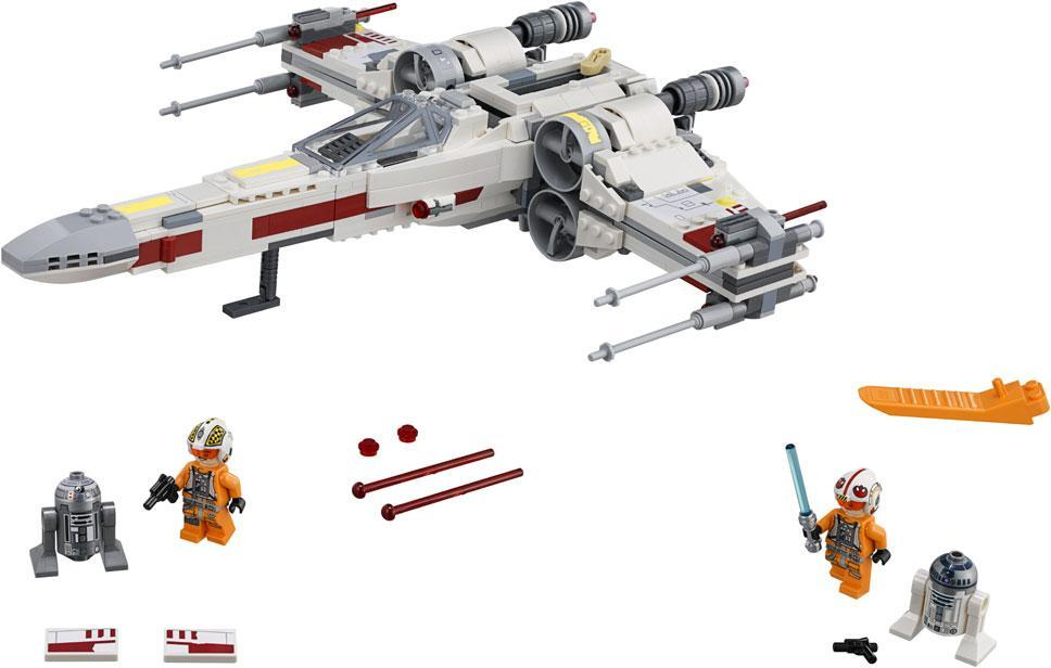 Image of X-wing-stjernejager - Lego Star Wars 75218 (22-075218)