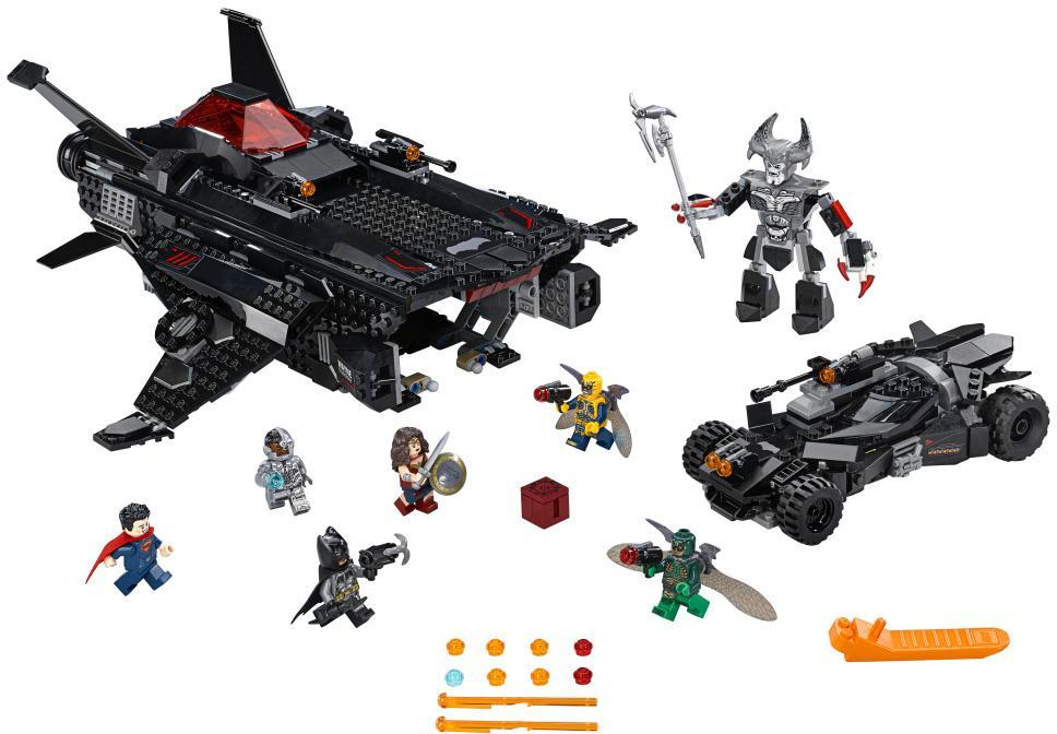 Image of Flying Fox: Flyvende batmobilangreb - LEGO 76087 DC Comics Justice League (22-076087)