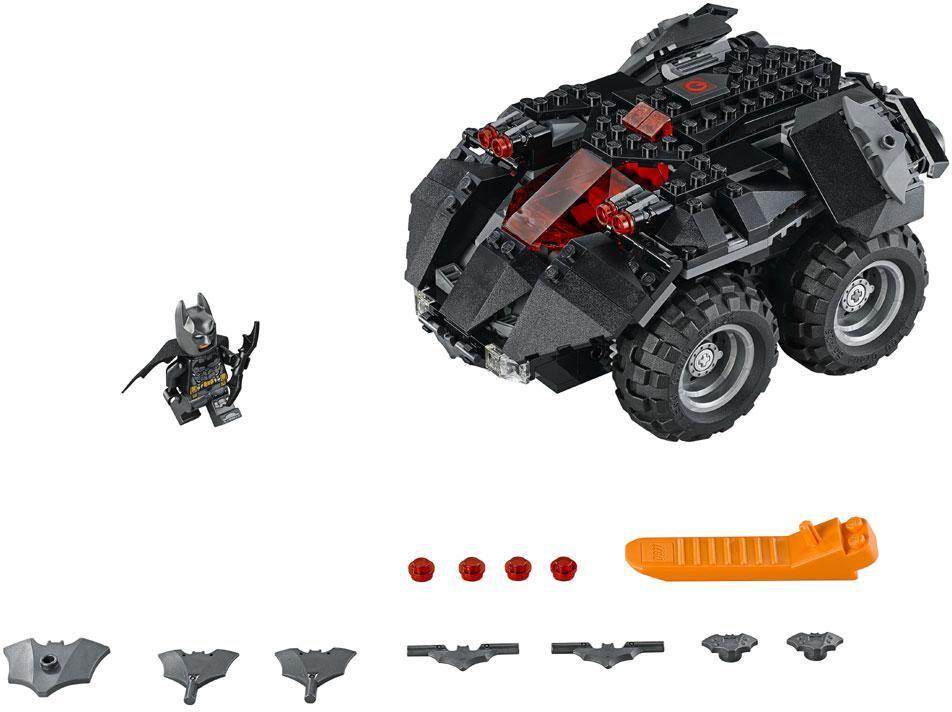 Image of App-Controlled Batmobile - Lego Super Heroes 76112 (22-076112)