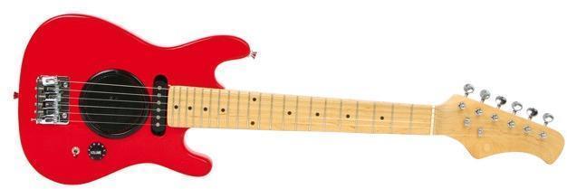 E- Guitar Rød - E- Guitar Rød
