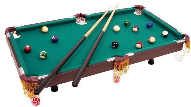 Image of Bord Billiard til børn - Billiard 004039 (220-004039)