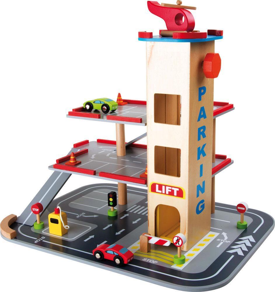 Parkeringsgarage - Parkeringsgarage