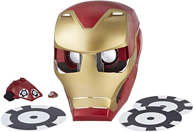 Iron Man Avengers Hero Vision Maske - Iron Man Avengers Hero Vision Maske
