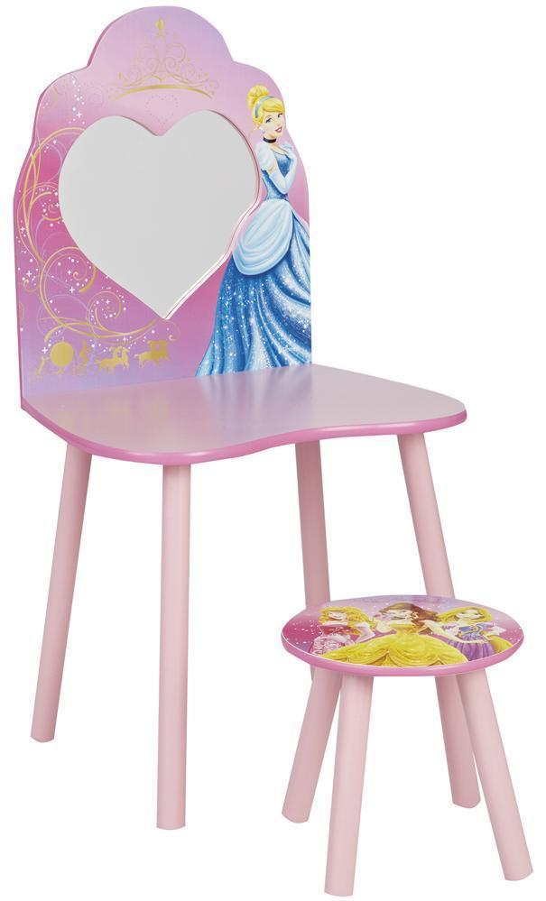 Image of Disney Prinsesse Sminkebord - Børnemøbel Disney Princess 642245 (242-642245)