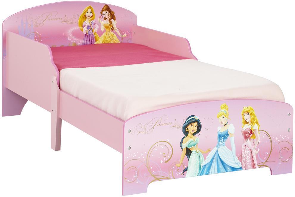 Disney Prinsesse juniorseng m/madras - Disney Prinsesse juniorseng m/madras