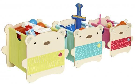 Image of Bjørnekram opbevaring - Bear Hug børnemøbler 653203 (242-653203)